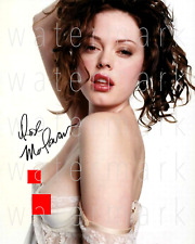 Rose McGowan signed photo 8X10 poster picture autograph RP