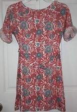 NWT Girl's Juicy Couture Georgia Floral Dress Size 7