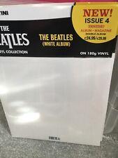 de agostini beatles vinyl White Album New Sealed Double Album