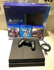 Konsola Sony Playstation 4 zestaw gry ideał 500GB