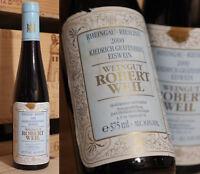 2000er Kiedrich Gräfenberg - Riesling - Eiswein - Robert Weil - Top Rarität !!!!