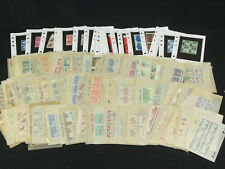 Lot of 190+ Japan CTO Used Postpaid Pairs, Blocks+ 1000+ Stamps in Glassines