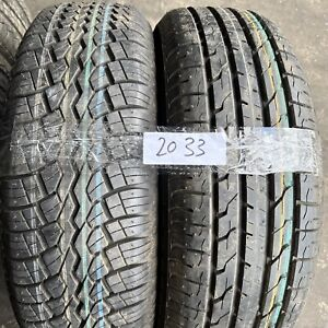 2x195 65 R15 Old Stock Full Tread Brands (2033 ) Free Fitting Available