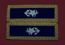 Navy Admiral Officer Rank Insignia Civil War Uniform Boards Straps Fleet Battle