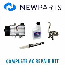 Ford F-150 Complete AC A/C Repair Kit w/ NEW Compressor & Clutch