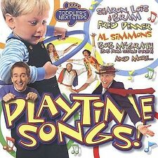Toddlers Next Steps: Playtime Songs CD