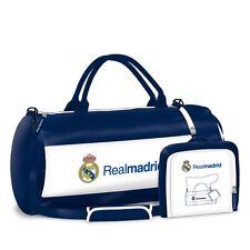 "ORIGINAL Real Madrid Foldable Sport Gym Bag in Case RARE! 22""x11""x11"""