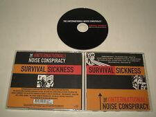 International Noise Conspiracy/Survival Sickness (Braveheart/BHR 106) CD Album