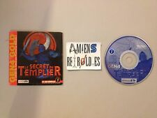 Time Gate : Le secret du templier Point & Click 1996 INFOGRAMES PC FRancais VF