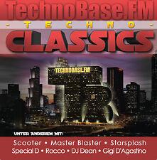CD TechnoBase.FM TechnoClassics von Various Artists  2CDs