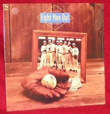 OST LP EIGHT MEN OUT MASON DARING 1988 VARESE SARABANDE SEALED MINT