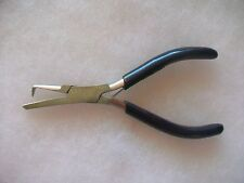 Split Ring Plier Heavy Duty PVC Dipped Handles Stainless Steel
