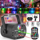 240 Patterns Laser RGB LED Projector Home Party KTV Disco Club USB Stage Light