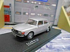SAAB 99 GL 99GL 1975 silber silver Limousine Trofeu limited Edition Resin 1:43