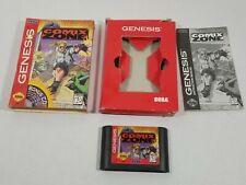 Comix Zone (Sega Genesis, 1995) COMPLETE