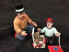 Gilde Clowns Comedy Collection Der neue Freund Limitiert Selten Neu ohne OVP
