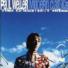 Paul Weller Modern classics-Greatest hits (1998)  [CD]