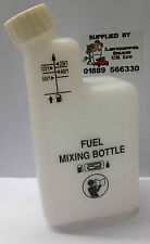 PETROL 2 STROKE ENGINE FUEL MIXING BOTTLE