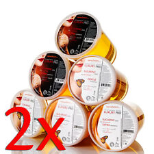 """Sugaring paste """"SUPER TWELVE"""" 12 items only $19 ea. 33 lbs hair removal BULK SET"""