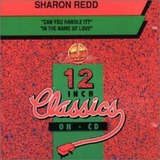 Sharon Redd - Can You Handle It/In the Name of Love [New CD] Canada - Import