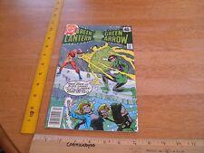 The Green Lantern 115 Bronze Age comic 1970's Nm Black Canary Arrow High Grade