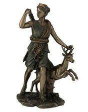 "11"" Artemis Diana of Versailles Huntress Statue Greek Goddess Statue Roman"