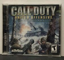 Call of Duty United Offensive Expansion Pack PC Game Windows 98/ME/2000/XP