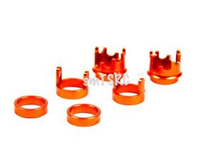 Alloy CNC Adjustable Shock Suspension Kit For 1/5 HPI KM RV Baja 5B 5T 5SC