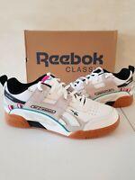 🔥 REEBOK Classic Men's Workout Plus ATI 90s Training Shoes DV5494 Size 11