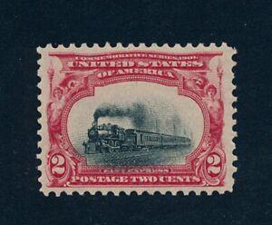 drbobstamps US Scott #295 Mint NH Stamp w/ VF 80 Graded PSE Cert