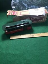 O Gauge Ertl Collectibles Trolley Car Bank Limited Edition NOS (o4072)