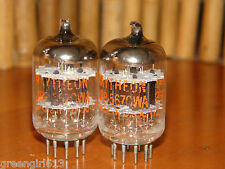 2 Vintage Raytheon Jrp 5670 Wa Radio Tubes Results 5800/6500 4600/4800