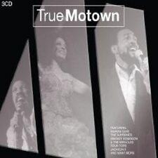 True Motown 3 CD box con Jackson 5 e molto altro Nuovo