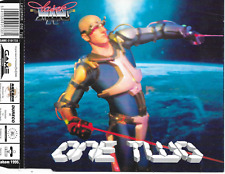 LASERMAN - One Two CDM 4TR Euro House 1995 (Game Records) Benelux