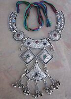 Necklace Bib Choker Chunky Boho Gypsy Afghan Kuchi Hot Fashion Jewelryn