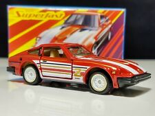 Matchbox Superfast  1982 Datsun 280zx RED Opening Doors Real Riders Red Adult