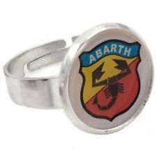 ABARTH SCORPION 500  ADJUSTABLE RING JEWELLREY