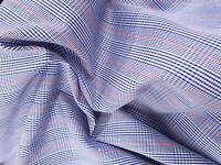 Madras check fabrics cotton colour woven yarns shirting fabric 90cm wide