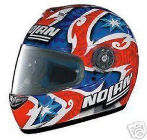Ducati Nolan X-Lite N94 N 94 Replica Casque Casey Stoner Replica Moto Gp Neuf