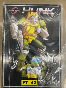 NEW! Fans Toys FT-42 Hunk MP Transformers (Brawn)