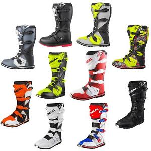 O'Neal Rider Boot MX Cross Stiefel Motocross Motorrad Enduro Offroad Adventure