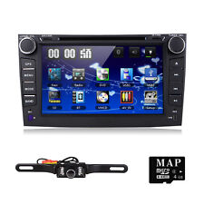 "8"" Touch Screen Stereo Radio Car CD DVD Player GPS Navigation for Toyota Corolla"