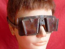 anciennes lunettes de soudeur ou autre métier vintage atelier déco industrielle