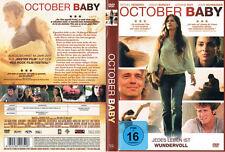 OCTOBER BABY --- Familiendrama --- Rachel Hendrix --- John Schneider ---