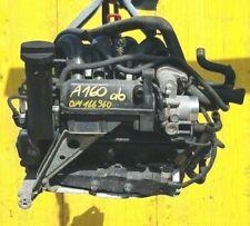 Motor DB A-Klasse A160 Motorcode OM166.960 102PS/75kw 1598ccm 149000km Nr:391