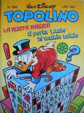 Topolino n°1669 [G.276] - BUONO –