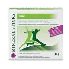 ORIGINAL Amway NUTRILITE Vitamine mineralsticks Zinc 30 Sachet à 1,5 g