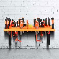 Tool Organizer Wall Pegboard Shelf Holder Pliers Rack Screwdriver Garage Hangers