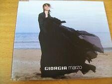 GIORGIA MARZO CD SINGOLO  PR0M0