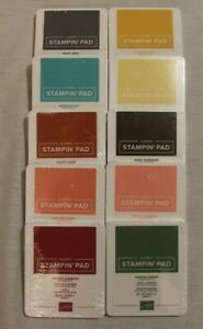 """Stampin Up!-NEW/SEALED - """"FOAM STYLE CLASSIC INK PAD"""" -Current-CHOOSE ONE COLOR"""